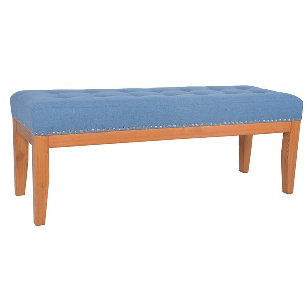 Lilian Upholstered Bench By Porthos Home Savings