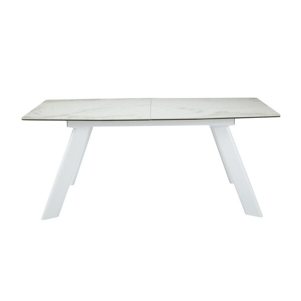 Ludwig Modern Extendable Dining Table by Orren Ellis