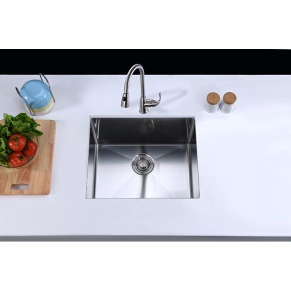 10 x 18 Undermount Laundry Sink by Stylish