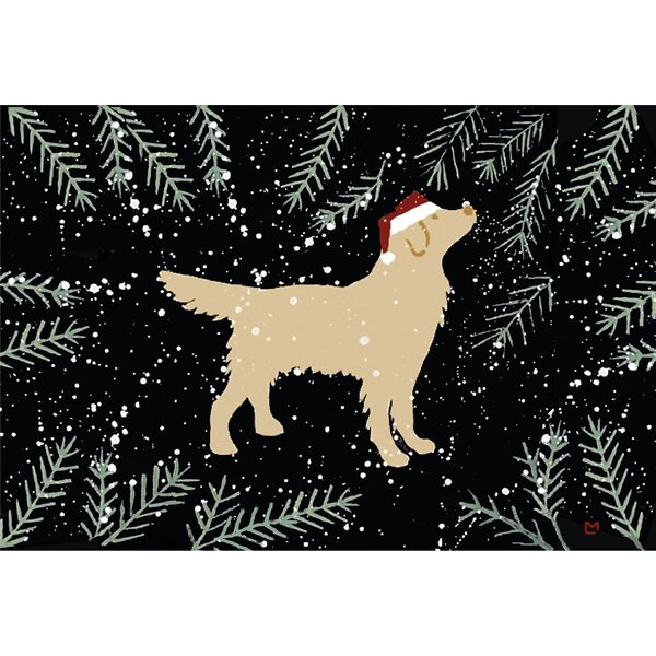 Christmas Doormat by The Holiday Aisle