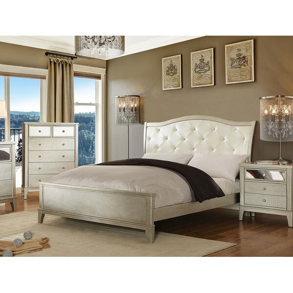 Rolando Configurable Bedroom Set by Rosdorf Park