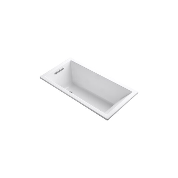 Underscore 60 x 30 Soaking Bathtub by Kohler
