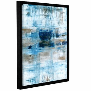 'Heaven' Framed Print on Canvas by Ebern Designs