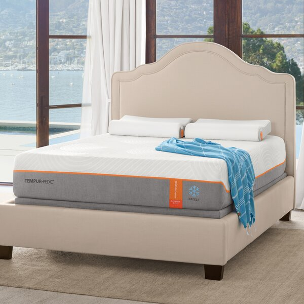 TEMPUR-Contour™ Elite Breeze Cooling 12.5 Firm Tight Top Mattress by Tempur-Pedic