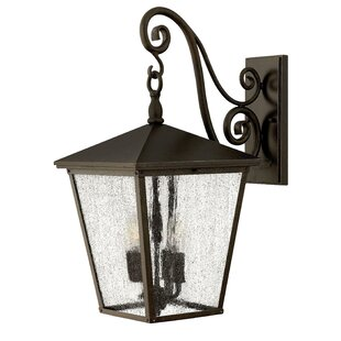 Affordable Price Trellis 3 Light Outdoor Wall Lantern By Hinkley Lighting