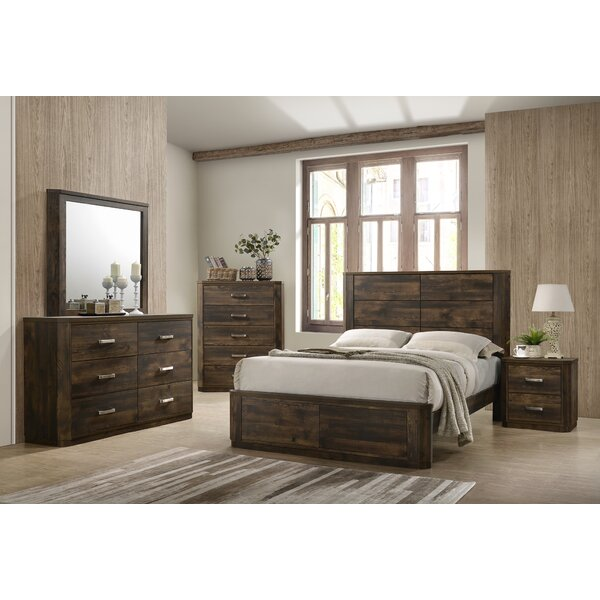 Elettra Standard Configurable Bedroom Set by Gracie Oaks