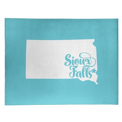 Sioux Falls South Dakota Poly Chenille Rug East Urban Home Rug Size: Rectangle 9' x 12 -  F2CDD683C90046339B8B72DB017A07E7