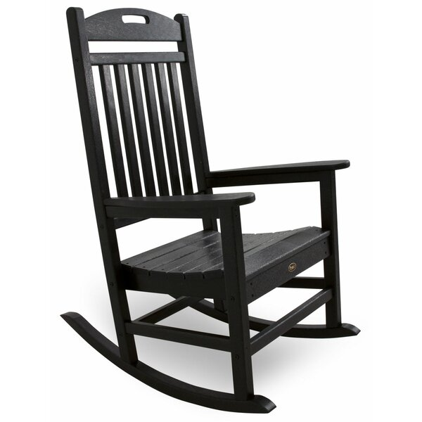 Yacht Club Rocking Chair by Trex Outdoor