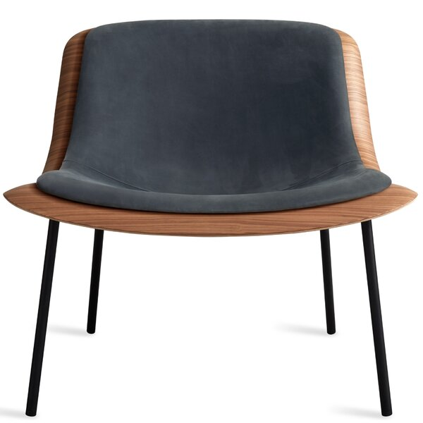 Nonesuch Leather Lounge Chair By Blu Dot