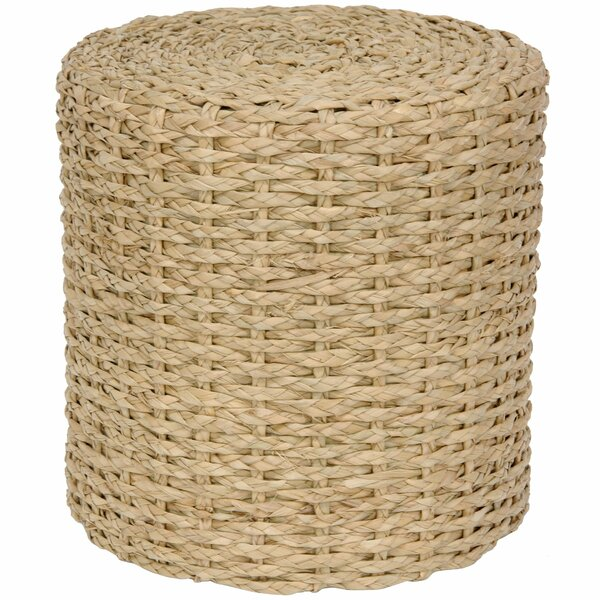 Kianna Knotwork Stool by Beachcrest Home