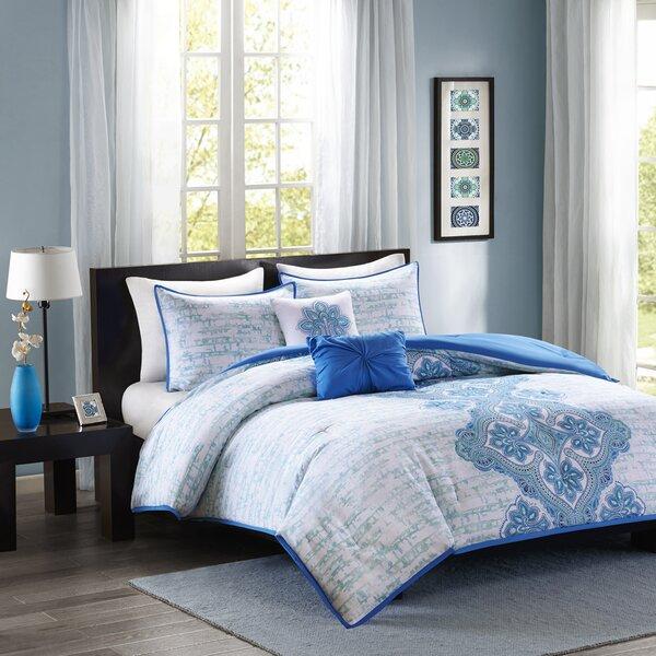 Gideon Comforter Set by Ebern Designs