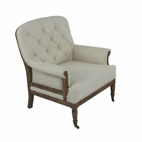 Cristopher Deconstructed Armchair by Ophelia & Co. Ophelia & Co.