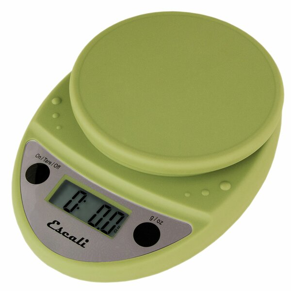 Primo Digital Scale in Terragon Green by Escali