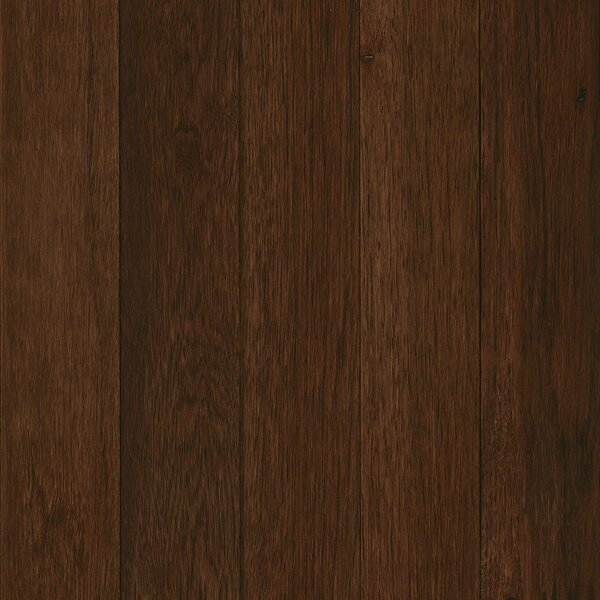 Prime Harvest 5 Solid Hickory Hardwood Flooring in Forest Berrie by Armstrong Flooring