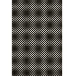 Find a Merced Elegant Cross Design Black/White Indoor/Outdoor Area Rug ByGeorge Oliver