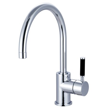 kingston brass kaiser single handle vessel sink faucet u0026 reviews wayfair