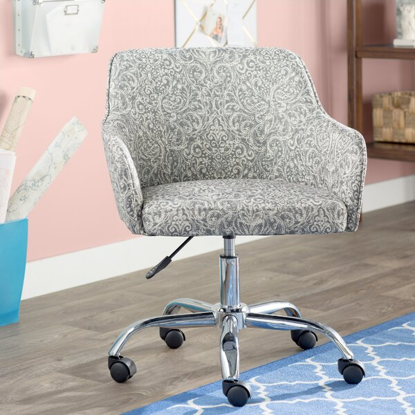 Frierson Low-Back Desk Chair by Andover Mills