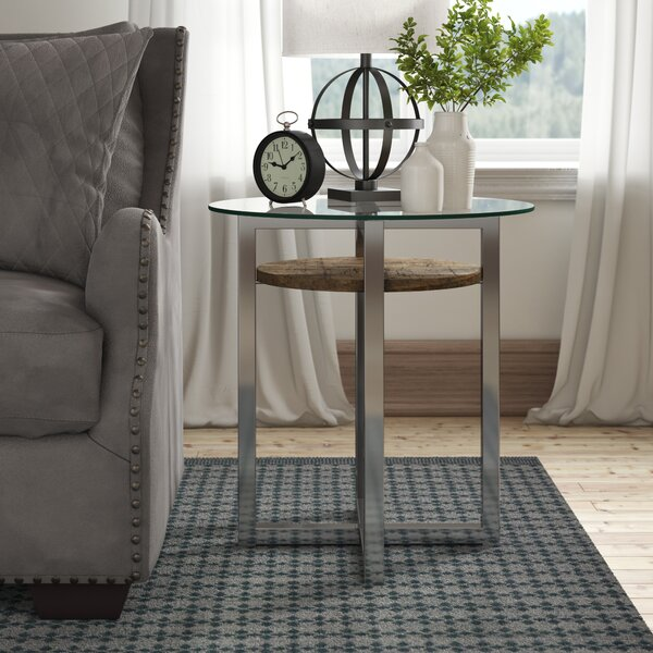 Melora End Table by Latitude Run Latitude Run