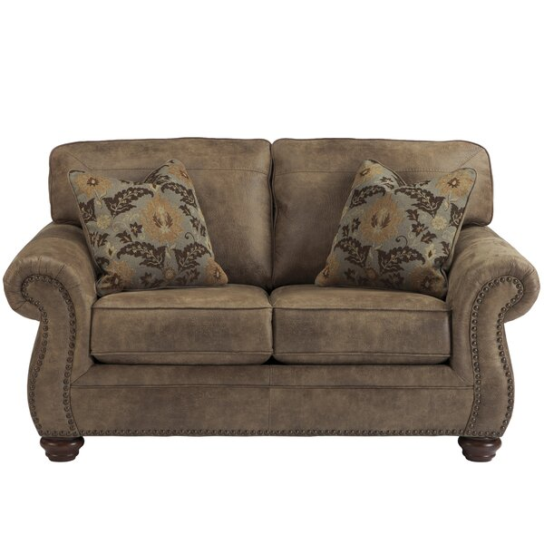 Buy Fashionable Fae Loveseat by Darby Home Co by Darby Home Co