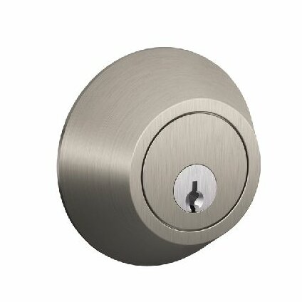 Single Cylinder Deadbolt by Schlage