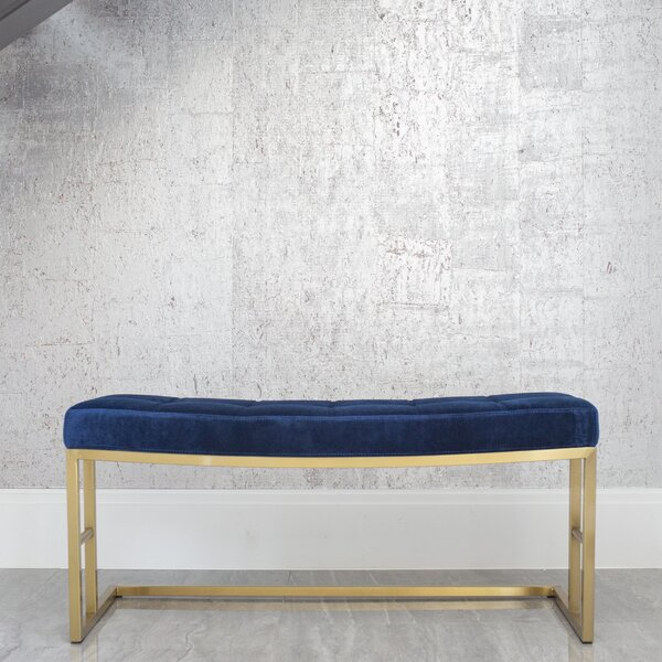Kori Upholstered Bench by Mercer41