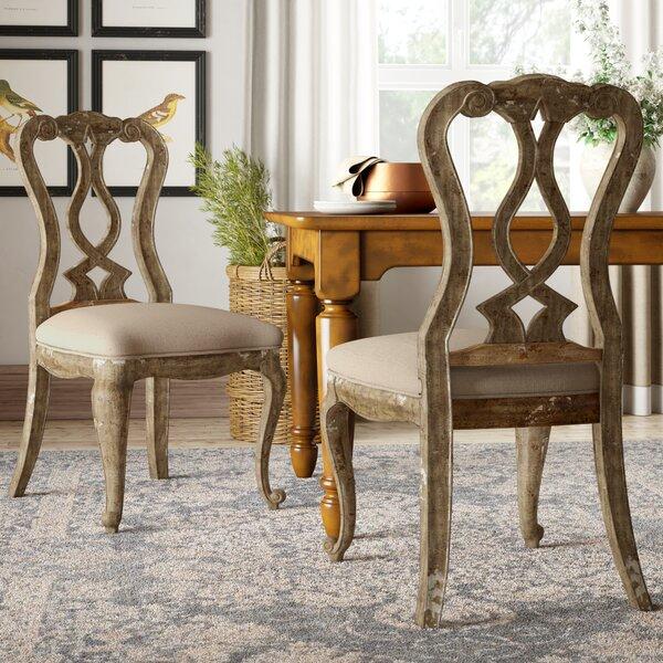 Chatelet Splatback Side Chair (Set of 2) by Hooker Furniture Hooker Furniture