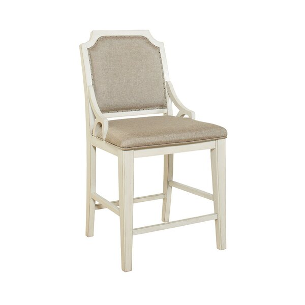 Georgetown 42 Bar Stool (Set of 2) by Beachcrest Home