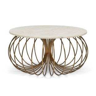 Tattnall Coffee Table by Bungalow Rose
