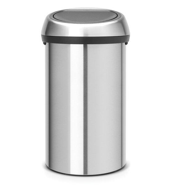 Steel 16 Gallon Trash Can by Brabantia