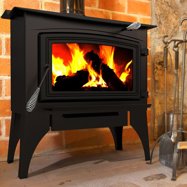 Pleasant Hearth 1,800 sq. ft. Direct Vent Wood Stove by Dyna-Glo