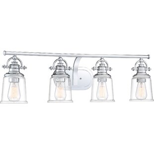 Find for Attles 4-Light Vanity Light By Darby Home Co