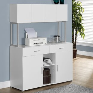Compare Credenza Desk with Hutch ByMonarch Specialties Inc.
