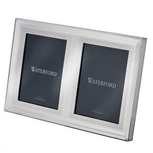 lismore diamond double picture frame - Double Photo Frame