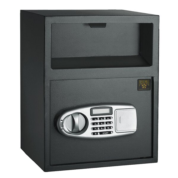 Suredrop Digital Keypad Deluxe Electronic Lock Depository Safe by Paragon Safe