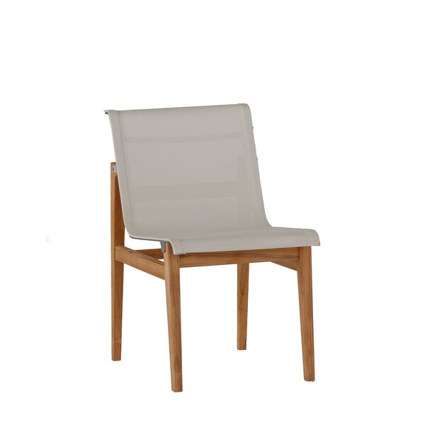 Coast Teak Patio Dining Chair by Summer Classics
