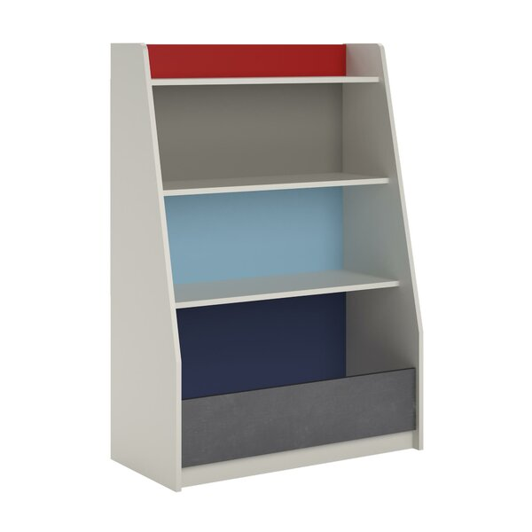 Nola 47.63 Bookcase by Zoomie Kids