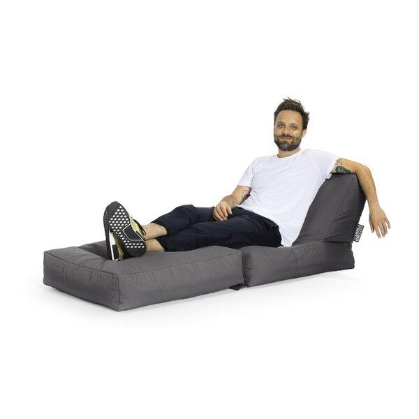 Standard Bean Bag Chair & Lounger By Latitude Run