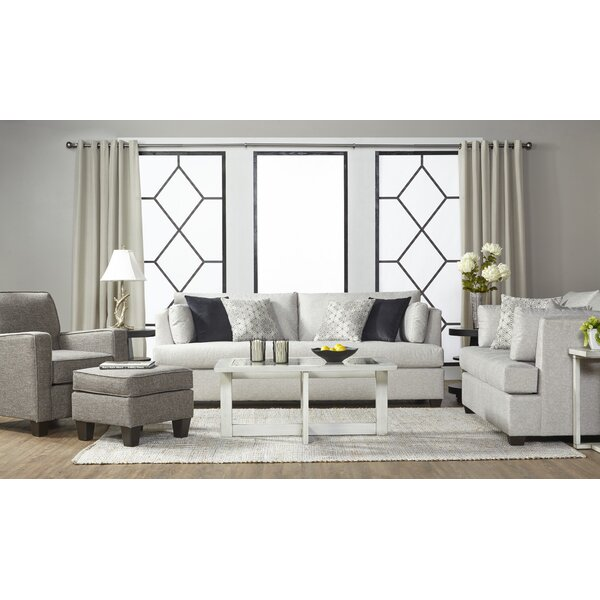 Perryman Configurable Living Room Set By Ebern Designs