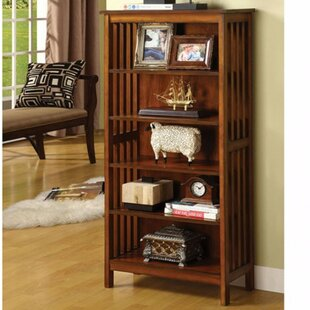 Padula Traditional Media Standard Bookcase