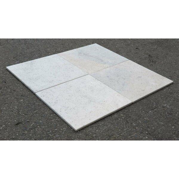 Honed 12 x 12 Limestone Wall & Floor Tile