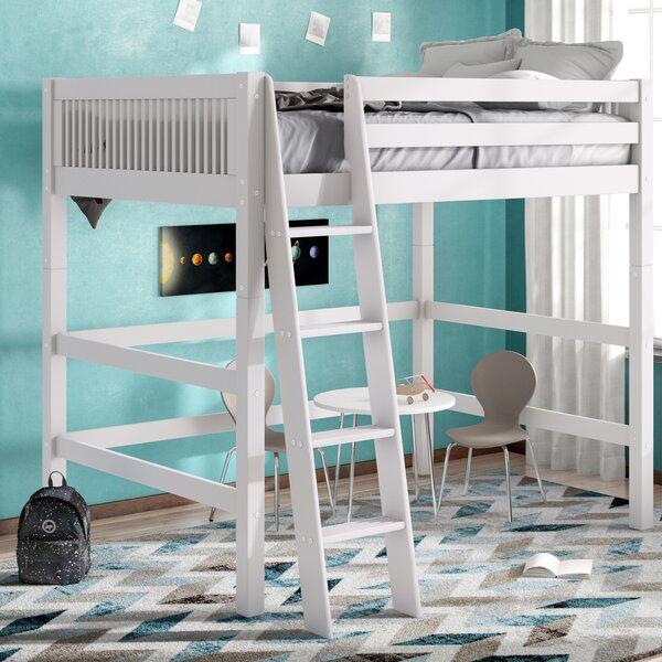 Isabelle Full Loft Bed by Viv + Rae