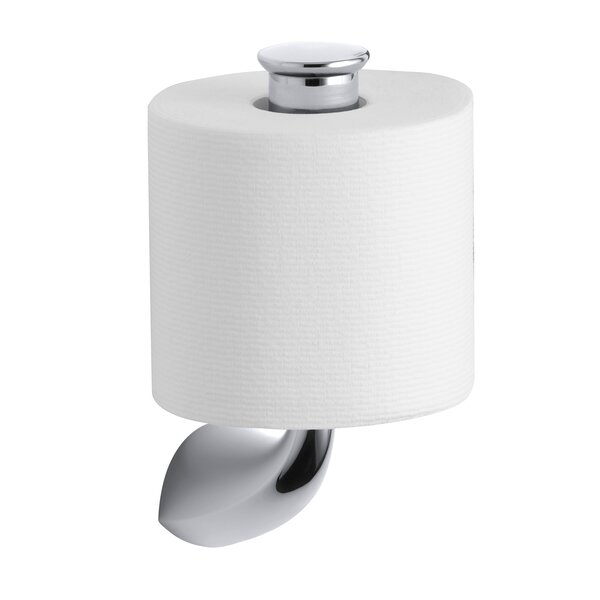 Alteo Vertical Toilet Paper Holder by Kohler
