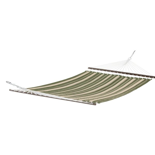 Searcy Fadesafe Quilted Double Tree Hammock by Freeport Park