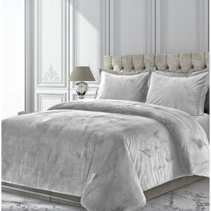 Romine Solid Oversized Duvet Set