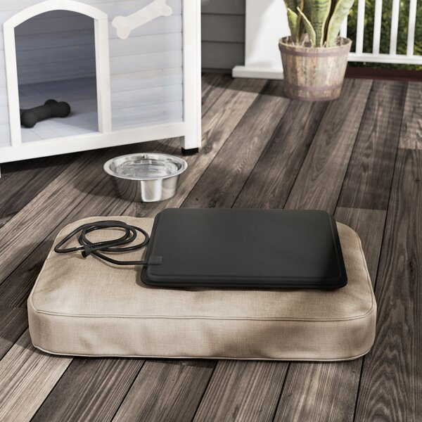 Alison Dog Palace Floor Heater by Tucker Murphy Pet