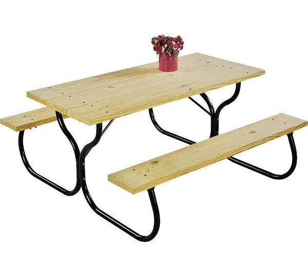 Picnic Table by Worldwide Sourcing
