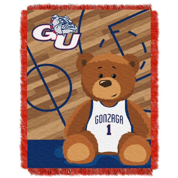 Collegiate Gonzaga Baby Blanket by Northwest Co.