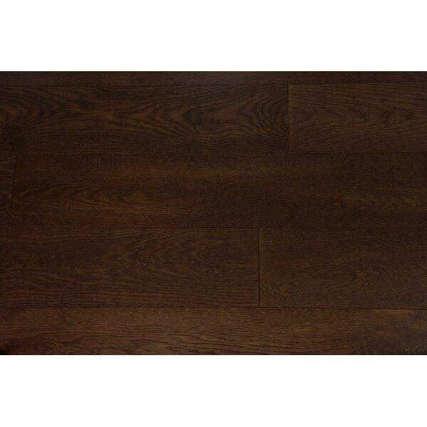 Everest 6 Engineered Oak Hardwood Flooring in Mocha by Branton Flooring Collection