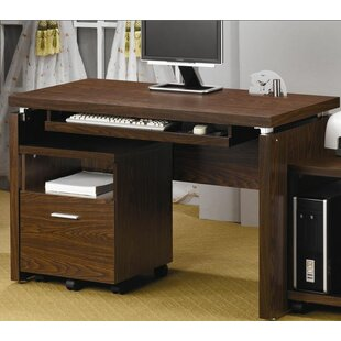 Buy clear Coolidge Computer Desk By Zipcode Design