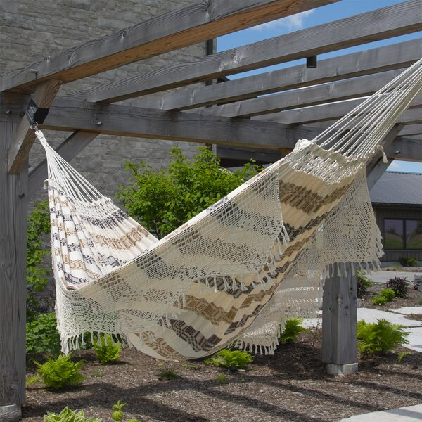 Birtwhistle Double Classic Hammock by Ebern Designs